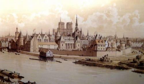 1560 Сент-Шапель
