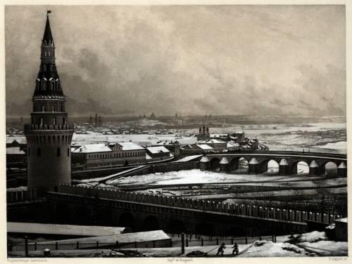 Москва 1842 ? даггеротип