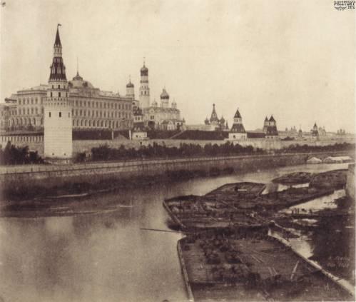 Москва 1852 Роджер Фентон